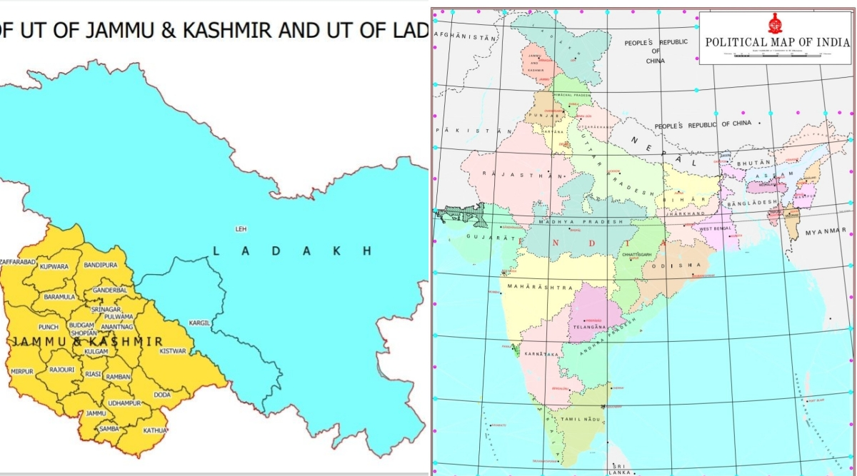 Pakistan Rejects New Political Map Of India as 'Legally Untenable, Void'