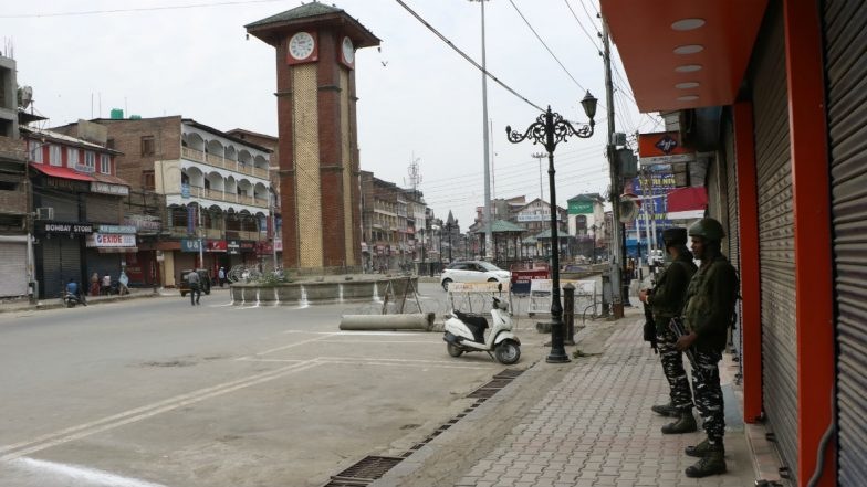 Lockdown Restrictions Extended in Jammu and Kashmir Until June 8