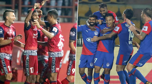 BFC vs JFC Head-to-Head Record: Ahead of ISL 2019 Clash, Here Are Match Results of Jamshedpur FC vs Bengaluru FC Encounters in Indian Super League