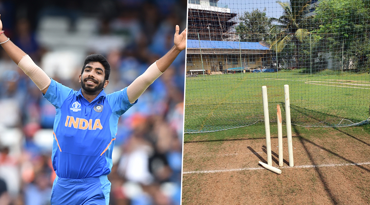 Jasprit Bumrah Likely to Make a Comeback in India's Tour of New Zealand 2020, Indian Pacer's Latest Twitter Post Reveals About Tough Practice Sessions