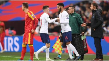 Raheem Sterling Slams England Fans for Booing Joe Gomez During England vs Montenegro Euro 2020 Qualifier Match