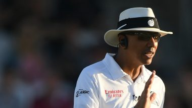 Umpire Joel Wilson Brutally Trolled for Wrongly Adjudging Imrul Kayes Out on Ishant Sharma's Delivery During IND vs BAN Pink-Ball Test Match 2019