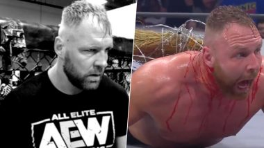 Jon Moxley Defeats Kenny Omega at AEW Full Gear 2019, Here's How Twitterati Reacted to Former WWE Star's Violent Match (Watch Videos)