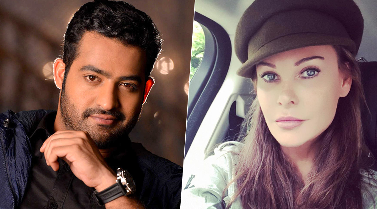 RRR: All You Need to Know about Jr NTR's Heroine, Alison Doody!