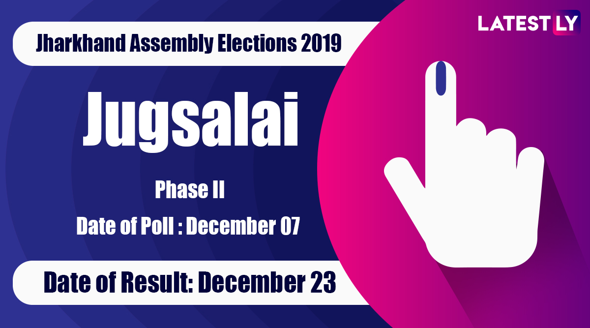Jugsalai (SC) Vidhan Sabha Constituency in Jharkhand: Sitting MLA, Candidates For Assembly Elections 2019, Results And Winners
