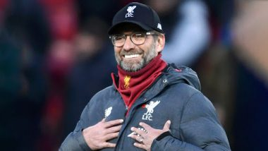 Jurgen Klopp Named Premier League Manager of the Season