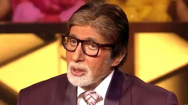 Amitabh Bachchan Will Skip 66th National Film Awards Ceremony Tomorrow For This Reason