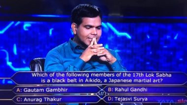 KBC 11: Contestant Fails to Answer Amitabh Bachchan's Question Related to Rahul Gandhi, Chooses Tejasvi Surya; Here's What BJP MP Has to Say