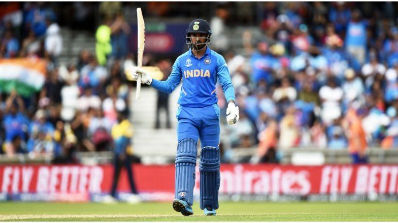 KL Rahul Completes Sixth T20I Half-Century During IND vs BAN 3rd T20I Match, Overtakes Gautam Gambhir As India's Seventh Highest Run-Scorer