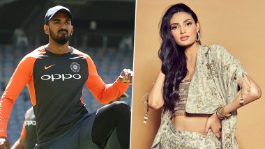 Did KL Rahul Confirm His Relationship With Athiya Shetty on Her Birthday? (View Pic)