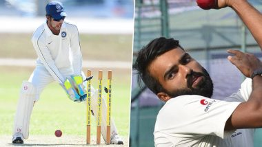 Karnataka Premier League Players CM Gautam and Abrar Kazi Arrested Over Spot-Fixing Charges, Both Allegedly Took Rs 20 Lakh Bribe for Slow Batting During KPL 2019 Final