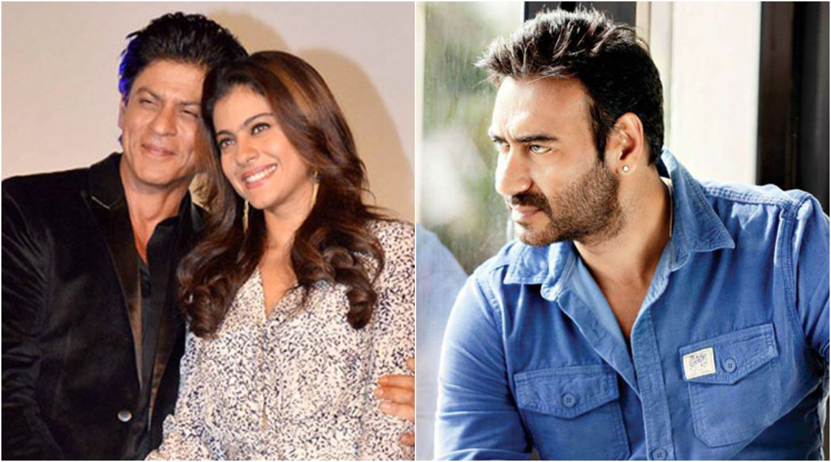 Kajol Has the Best Response to a Fan Asking Her If She Would Have Married Shah Rukh Khan Had She Not Met Ajay Devgn