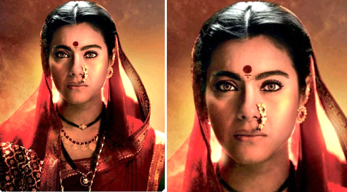 Tanhaji: The Unsung Warrior: Introducing Kajol as Savitri Malusare, the Brave Wife of the Maratha Warrior!