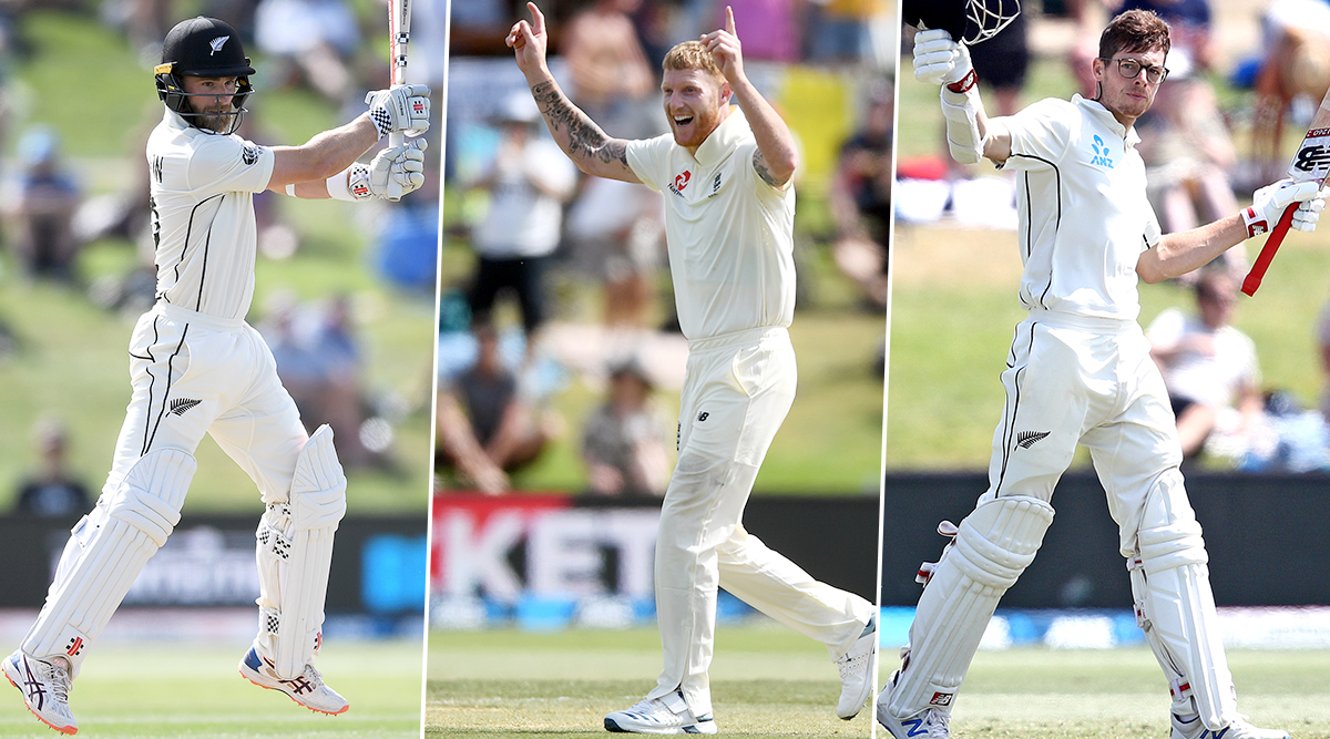 New Zealand vs England, 2nd Test 2019, Key Players: Kane Williamson, Ben Stokes, Mitchell Santner and Other Cricketers to Watch Out for in Hamilton