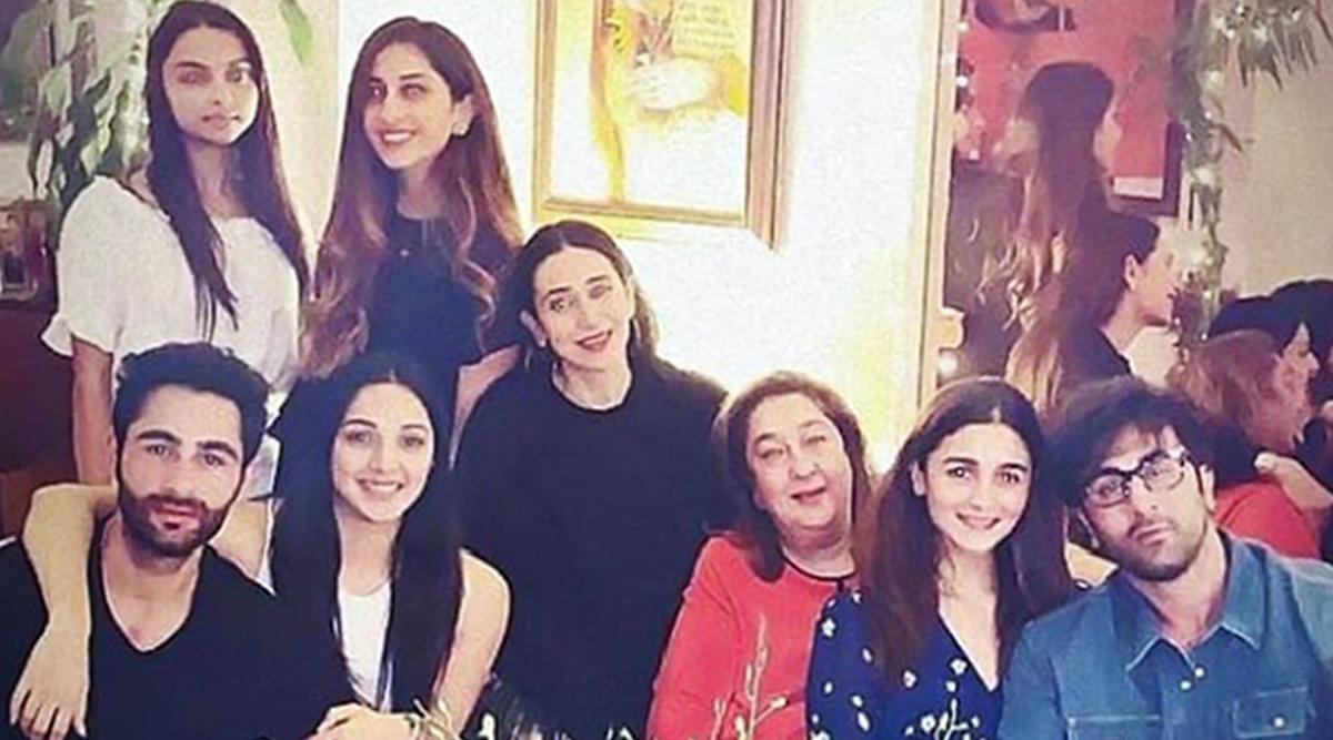 Alia Bhatt Joins Beau Ranbir Kapoor, Karisma Kapoor and Others at Armaan Jain's Birthday Bash (View Pics)