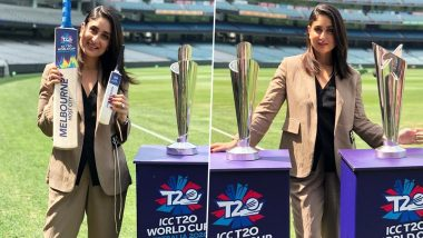 Kareena Kapoor Khan Stuns With Her Glamorous Power Dressing at  T20 World Cup Event in Melbourne-View Pics
