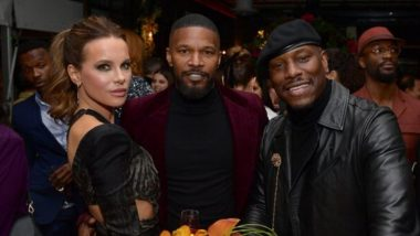 Kate Beckinsale Rubbishes Dating Rumours With Jamie Foxx After Being Spotted Together at a Party in LA