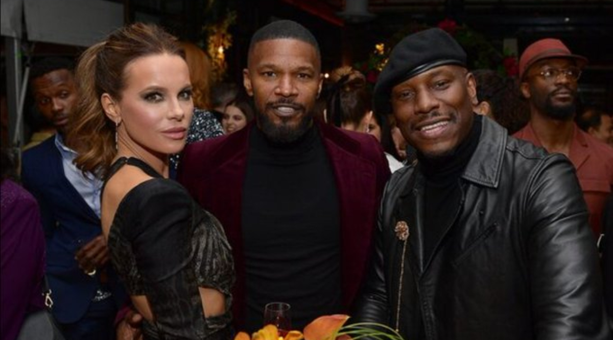 Jamie foxx dating halle berry