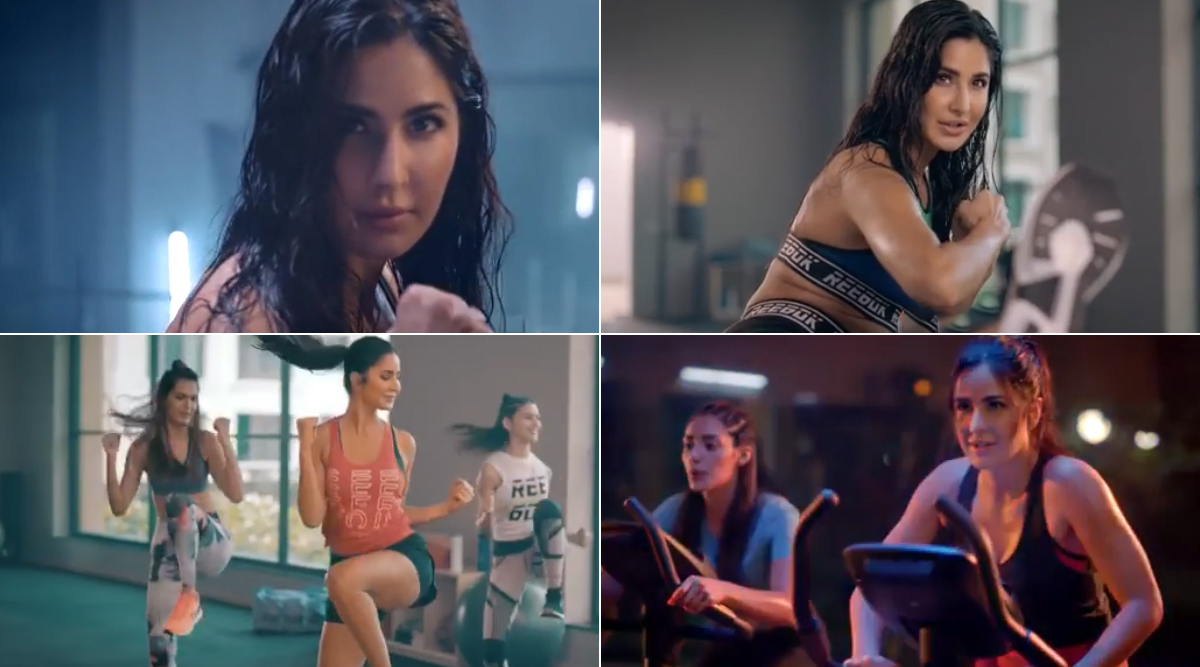 Hottie Katrina Kaif Has An Answer to Those Who Ask 'What You Got!' (Watch Video)