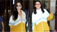 Fashion Faceoff: Katrina Kaif and Parineeti Chopra Share Some Love, a $110 Gigi X Reebok Jacket!