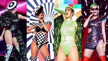 These 10 Pictures of Katy Perry In Flashy And Snazzy Outfits Prove That Her Fashion Game Will Be On Point At The OnePlus Music Festival!