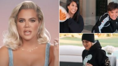 Keeping Up With The Kardashians: Fans Are Disgusted With Kim, Kourtney, Khloe and Kris For Wasting Food Just For Fun! (Watch Video)