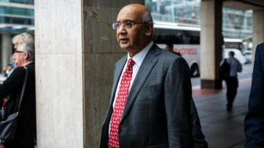 Britain's Longest-Serving Indian-Origin MP Keith Vaz Announces Retirement From UK Parliament