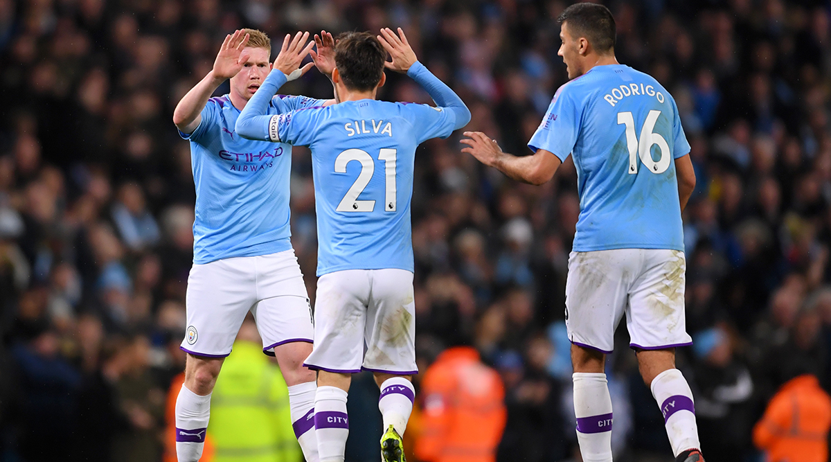 Manchester City vs Shakhtar Donetsk UEFA Champions League 2019–20 Live Streaming Online: Where to Watch MCI vs SHK UCL 2019–20 Group Stage Match Live Telecast on TV & Free Football Score Updates in Indian Time?