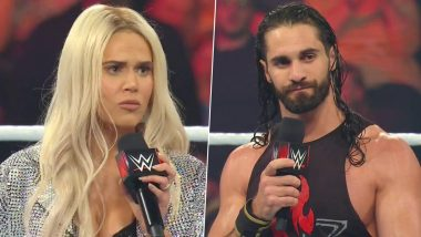 WWE Raw Nov 11, 2019 Results and Highlights: Seth Rollins Challenged by United Kingdom Champion Walter, Lana Claims to Be Pregnant With Rusev's Child (View Pics & Videos)
