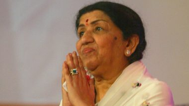 Lata Mangeshkar Donates Rs 25 Lakh to Maharashtra CM Relief Fund to Battle COVID-19 Pandemic