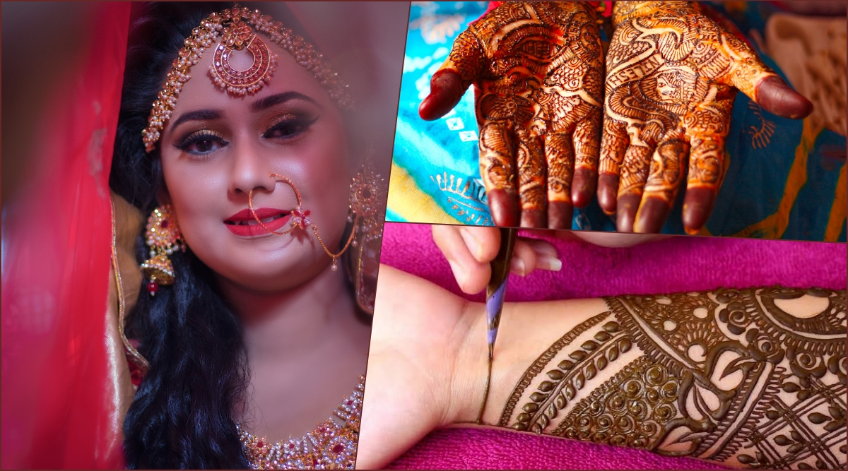 Latest Wedding Mehndi Designs 2019 For Brides: Simple Bridal Mehandi Patterns & Full Hands Henna Designs That Every Dulhan Would Love (View Images & Videos)