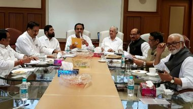 Maharashtra: Shiv Sena May Get 16 Cabinet Berths, NCP 14, Congress 12; Sharad Pawar Rules Out Mid-Term Elections