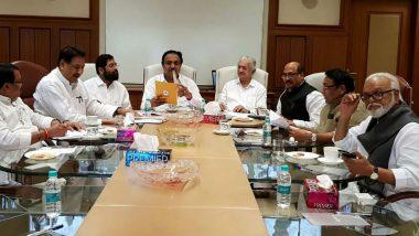 Maharashtra: Shiv Sena May Get 16 Cabinet Berths, NCP 14, Congress 12; Sharad Pawar Rules Out Mid-Term Elections