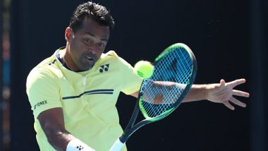 Leander Paes-Jeļena Ostapenko vs Jamie Murray-Bethanie Mattek-Sands, Australian Open 2020 Free Live Streaming Online: How to Watch Live Telecast of Aus Open Mixed Doubles Second Round Tennis Match?