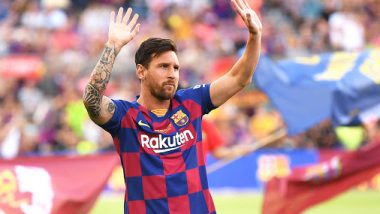 Lionel Messi Wins IFFHS World's Best Playmaker Award 2019 for Fourth Time, Cristiano Ronaldo Misses Out on Top-10 Finish