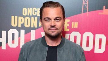Leonardo DiCaprio Addresses The Air Pollution In Delhi; Calls The Air Unsafe - View Instagram Post