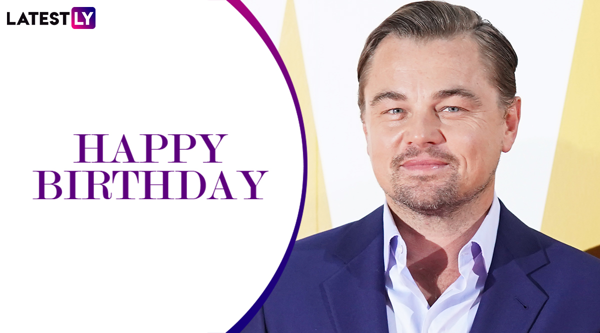 Leonardo DiCaprio Birthday: From Climate Change to Animal Welfare, Social Causes Undertaken by Oscar-Winning Actor