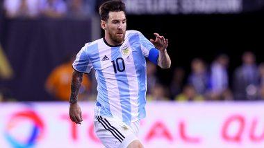 Lionel Messi Asks Brazil Coach Tite To Shut Up During Argentina's Friendly Tie (Watch Video)
