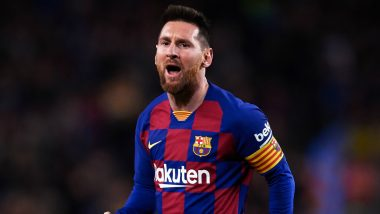 Lionel Messi's Barcelona Scripts Prolific Winning Record After Beating Deportivo Alaves 4-1
