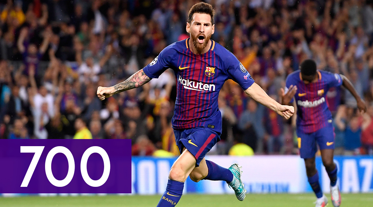 Lionel Messi Keeps Barcelona on Top as Real Madrid Pile On Pressure