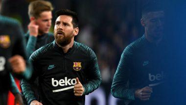 Lionel Messi Is GOALLESS at Wanda Metropolitano, Barcelona's Goal-Scoring Machine Gears Up for Challenge