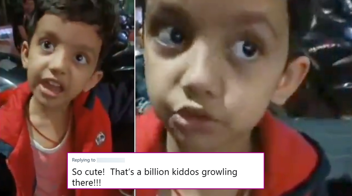 Little Girl Complaining About Going to School Will Remind You of Your Childhood (Watch Viral Clip)