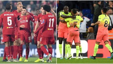 Liverpool vs Manchester City, Premier League 2019–20 Free Live Streaming Online: How to Get EPL Match Live Telecast on TV & Football Score Updates in Indian Time?