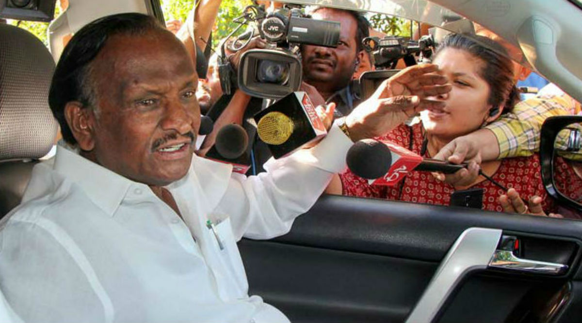 Karnataka By-Elections 2019: Rebel MLA MTB Nagaraj's Poll Affidavit Shows Net Asset Surging by Rs 185 Crore, Opposition Sees Red