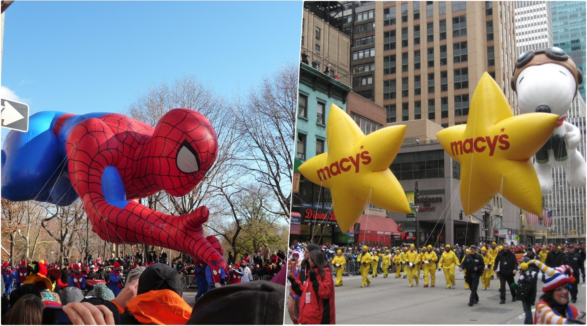 93rd Macy's Thanksgiving Day Parade 2019 Live Streaming Online in Indian Time: How to Watch Live Stream of The Annual Holiday Event in NYC and TV Channels Details