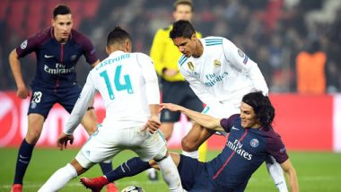 Real Madrid vs Paris Saint Germain, UEFA Champions League 2019–20 Live Streaming Online: Where to Watch RM vs PSG UCL 2019–20 Group Stage Match Live Telecast on TV & Free Football Score Updates in Indian Time?