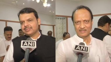 Discussed Weather: Ajit Pawar on Public Chat With Devendra Fadnavis
