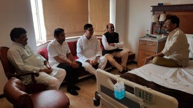 Maharashtra Government Impasse: Cracks Appear in Congress Over Supporting 'Communal' Shiv Sena, Yashomati Thakur Says Party Ideology Must Be Protected