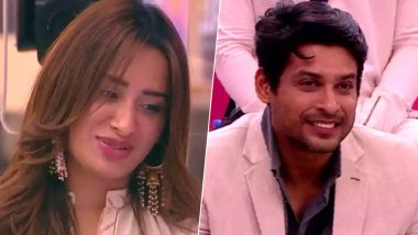 Bigg Boss 13: Sidharth Shukla Praises Mahira Sharma's Lips, Says He Likes Them!