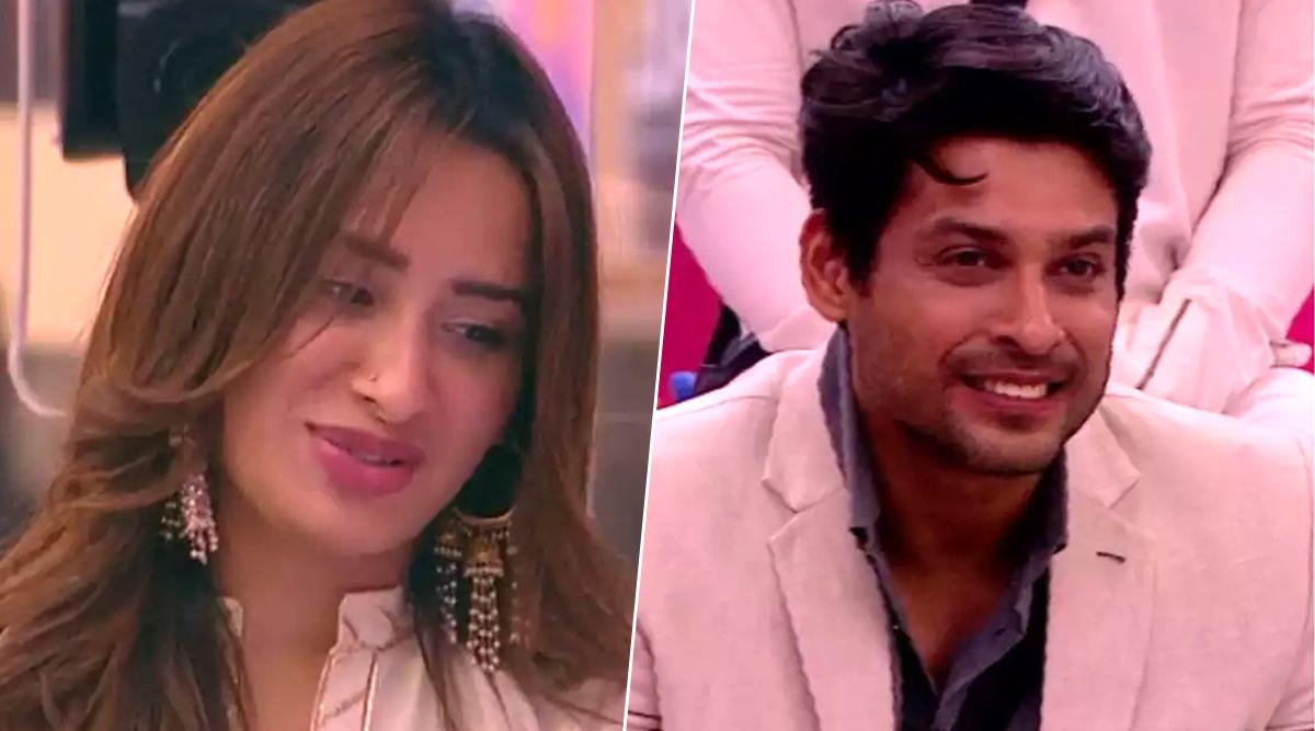 Bigg Boss 13: Sidharth Shukla Praises Mahira Sharma's Lips, Says He Likes Them!